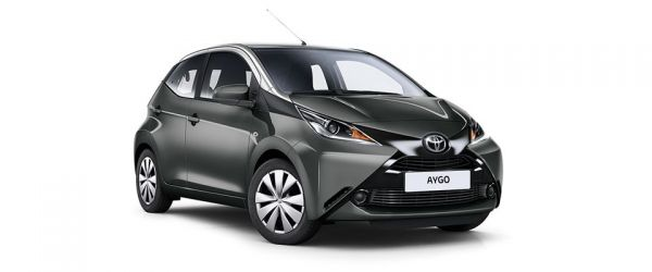 toyota aygo x play silver. Black Bedroom Furniture Sets. Home Design Ideas