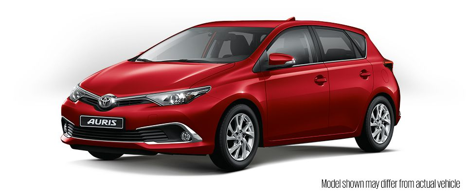 Pre Owned Cars >> TOYOTA AURIS 1.6 XS