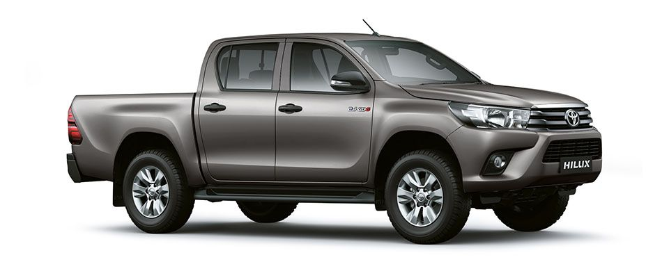 Image result for Hilux D Cab