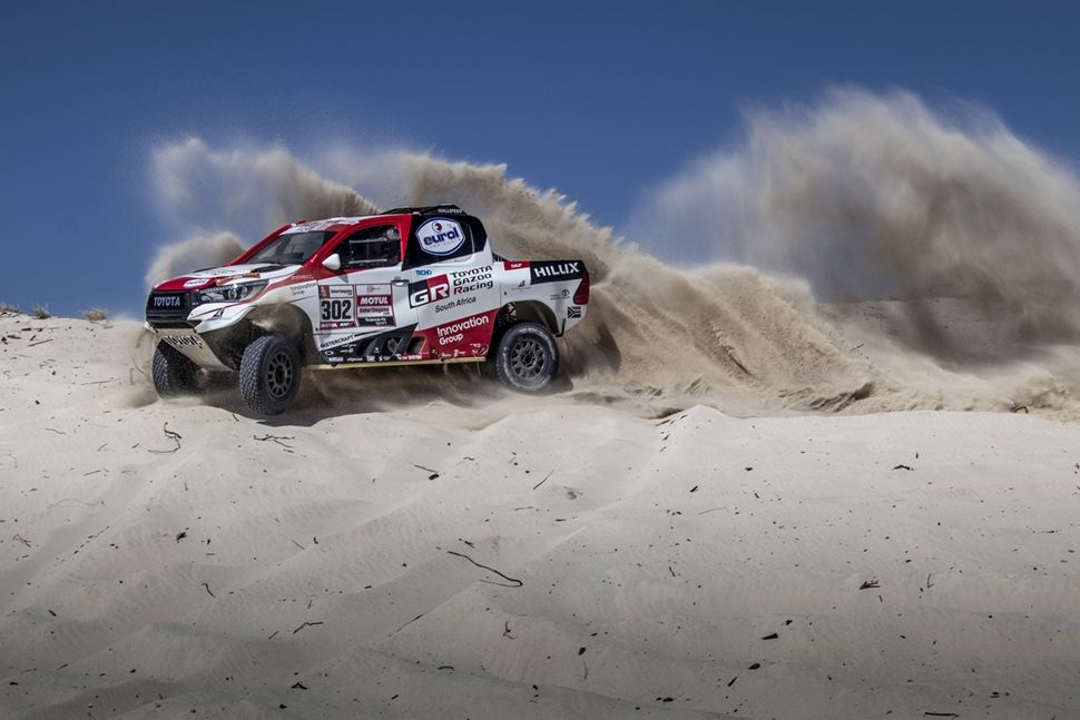 TOYOTA GAZOO RACING SA Announce Dakar19 Team