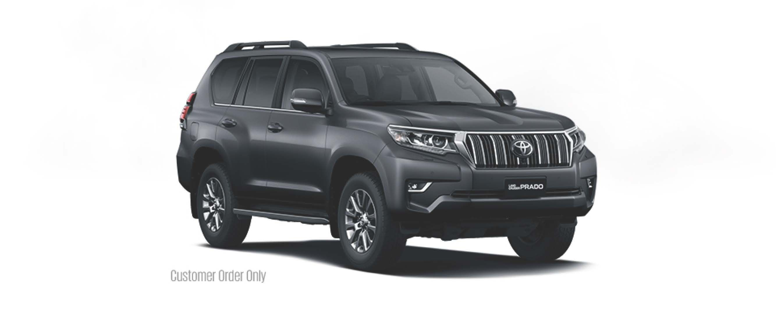 Prado Land Cruiser Price >> Toyota Land Cruiser Prado
